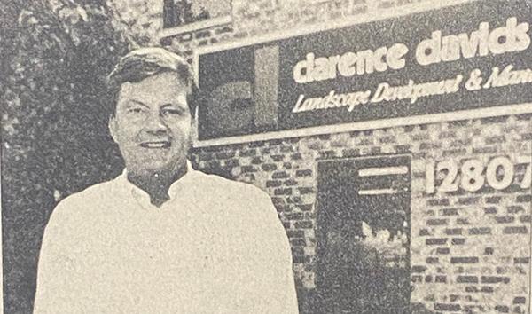 Bill Davids named company president
